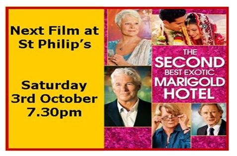 film night 3oct