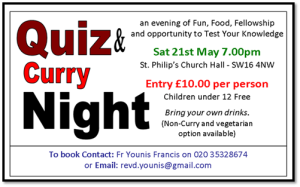 quiz and curry 21 may 2016